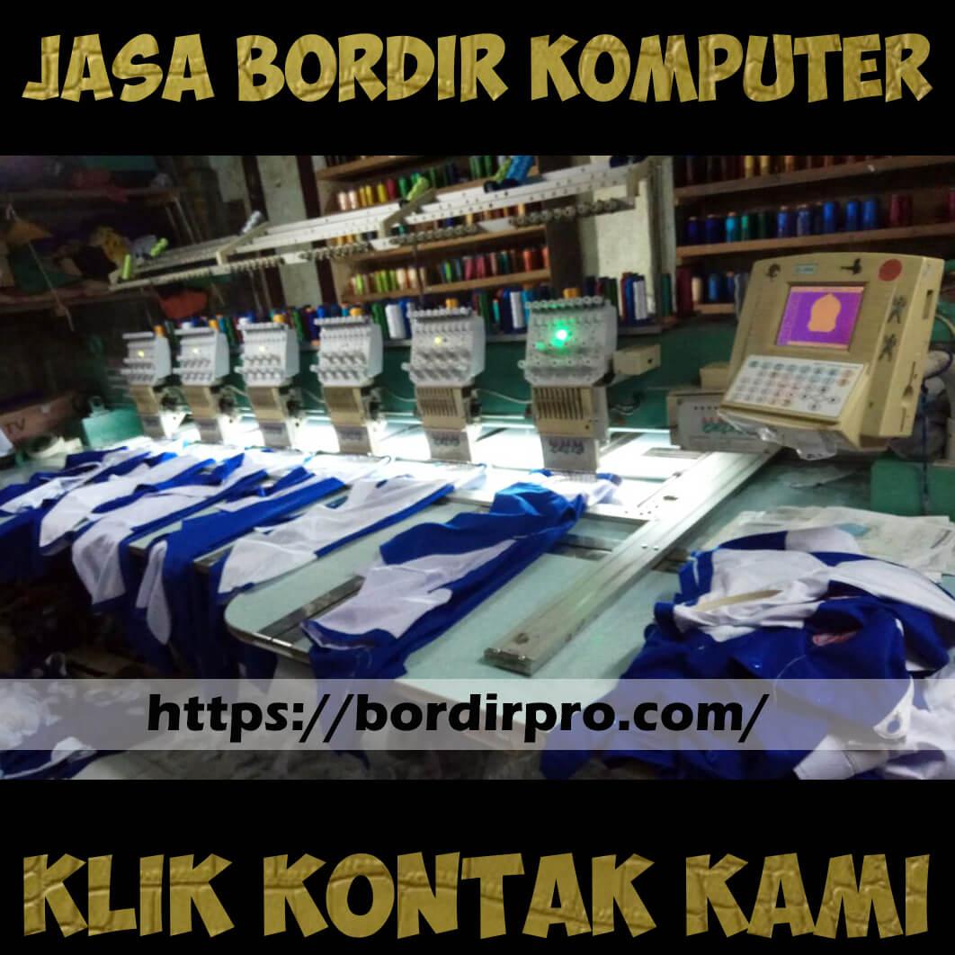 Harga Bordir Komputer di Surabaya