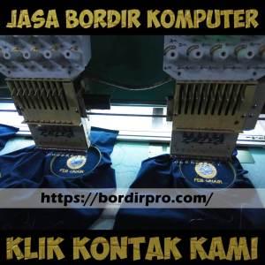 Tempat Bordir Seragam Kemeja Kerja di Surabaya