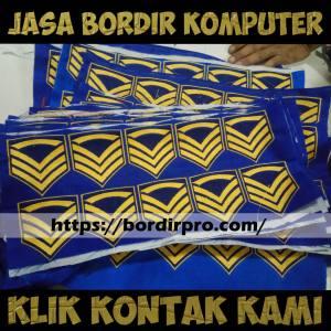 Grosir Bed Emblem Bordir ,Jual Grosir Emblem Logo Bordir