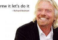 Richard Branson photo