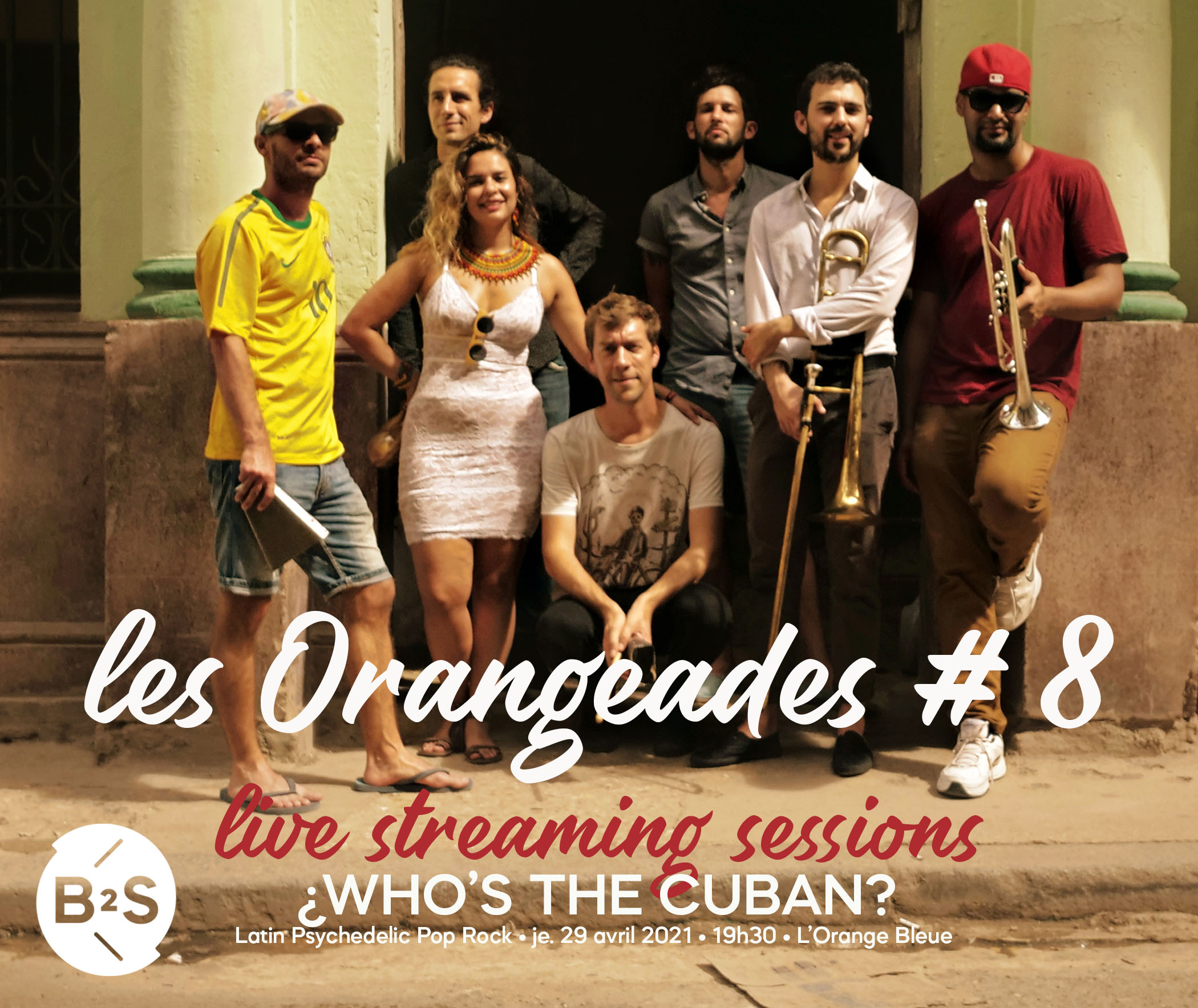 ¿WHOS'S THE CUBAN?