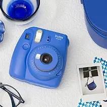 Fujifilm Instax + papel