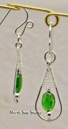2017 chrome diopside drops