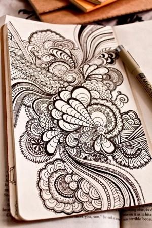 Simple Drawings Ideas 1