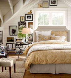 cottage bedroom comfy room designs