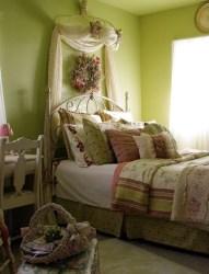 cottage bedroom comfy
