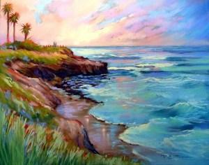 pastel beginners paintings easy pastels soft painting landscape drawing oil acrylic boredart board