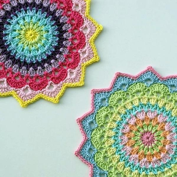 Crochet Doily Patterns Free Printable