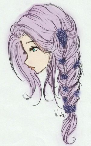 hair drawings awesome drawing too bored person