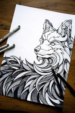 line drawing examples