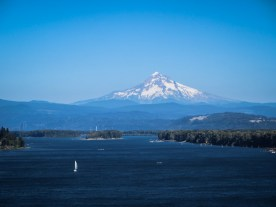 Mt. Hood & the Columbia