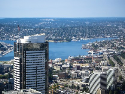 Union Square & Lake Union