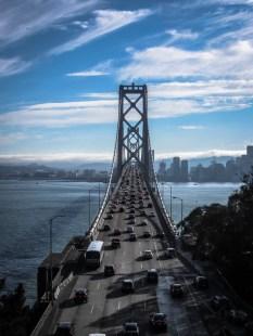 Bay Bridge Symmetry