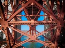 Golden Gate Skeleton