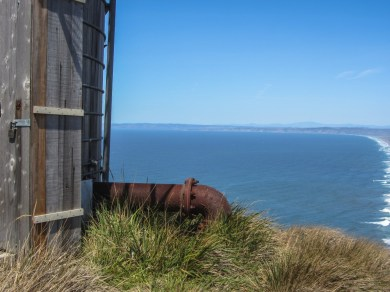 Point Reyes Water Tower