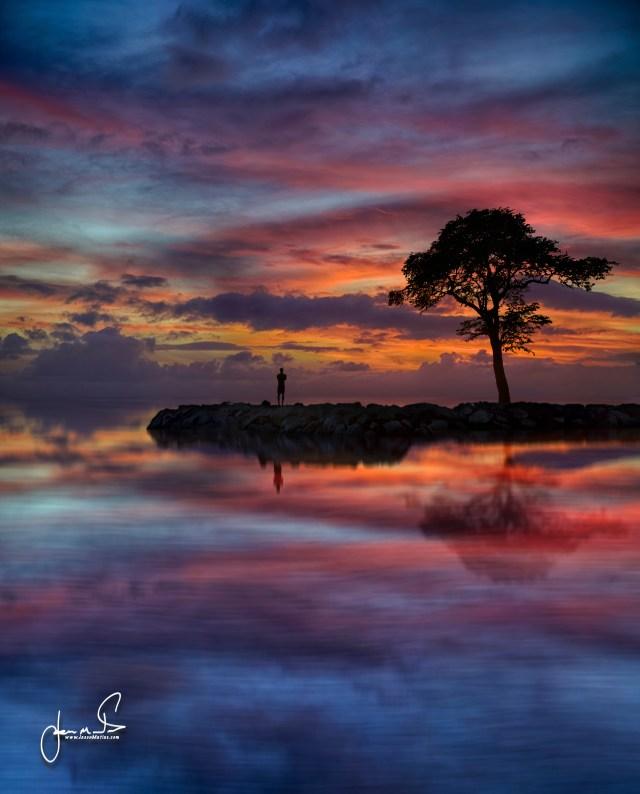Lana conceptual Landscape photograph by Jason Matias