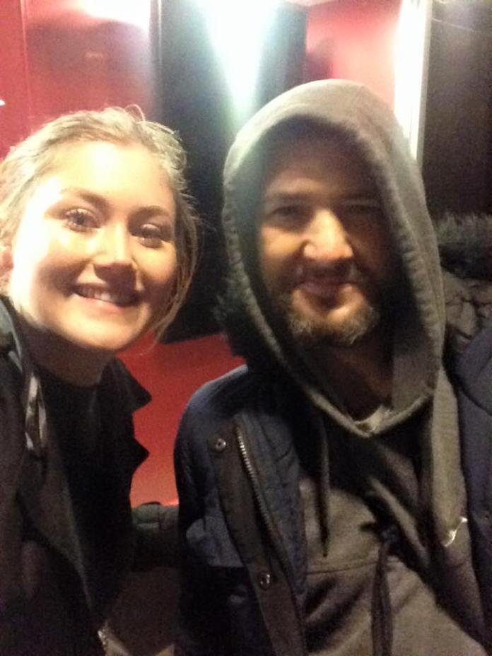 Woman rescued by homeless man after missing last train launches crowd funding appeal to repay kindness