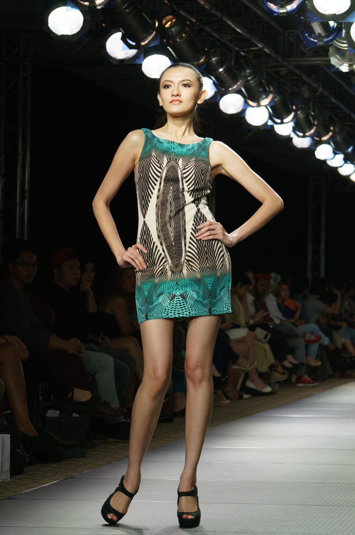 Bebe Plaza Indonesia Fashion Week 2014 Boredlistlesstired