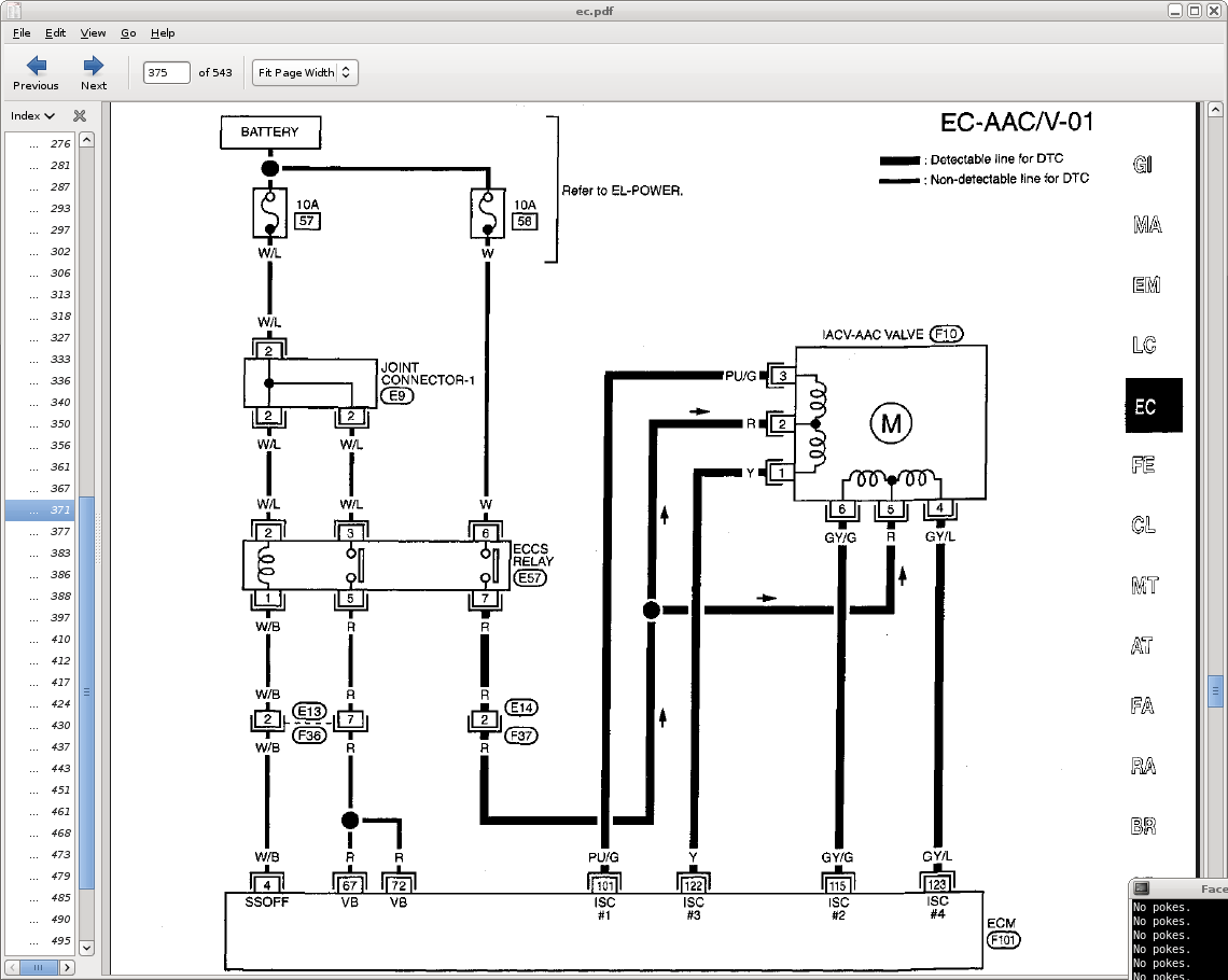 [DIAGRAM] 2004 Nissan Maxima Wiring Diagrams FULL Version