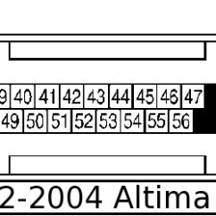 2003 Nissan Sentra Wiring Diagram 2001 Chevy Malibu Ls Stereo Qr20 Blog G35 Ecu All Data Qr Engine Head Pinout Cheat Sheets
