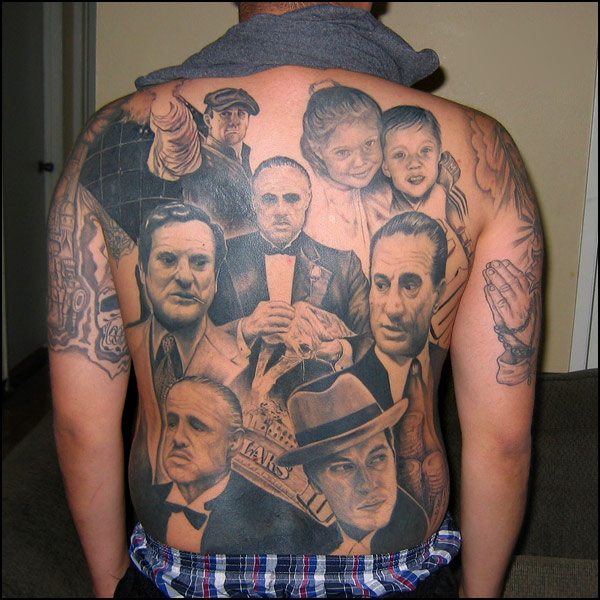Gangster Tattoo Ideas