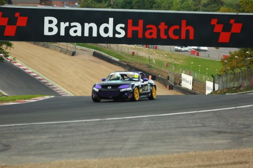 Brands Hatch Track Evening August 2017