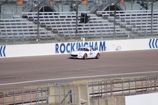 Rockingham BRSCC MX-5 SuperCup 2018