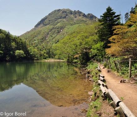 Nikko-Shiranesan 日光白根山, 2.578 m