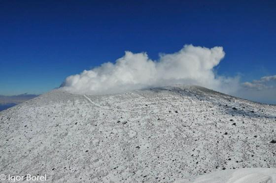 Asamayama 浅間山, 2.568m