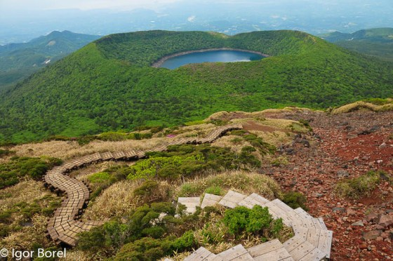 Kirishimayama 霧島山, 1.700 m