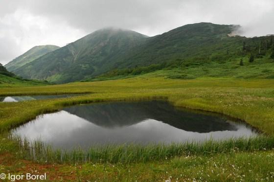 Hiuchiyama 火打山, 2.462 m