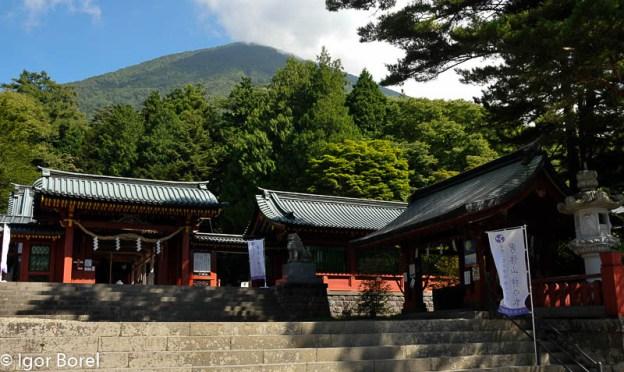 Nantaisan 男体山, 2.484 m