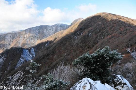Amagisan 天城山, 1.406 m