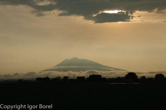 Iwakisan 岩木山, 1.625 m