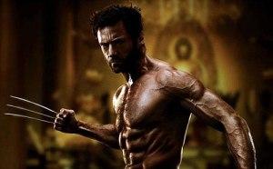 Hugh Jackman as The Wolverine