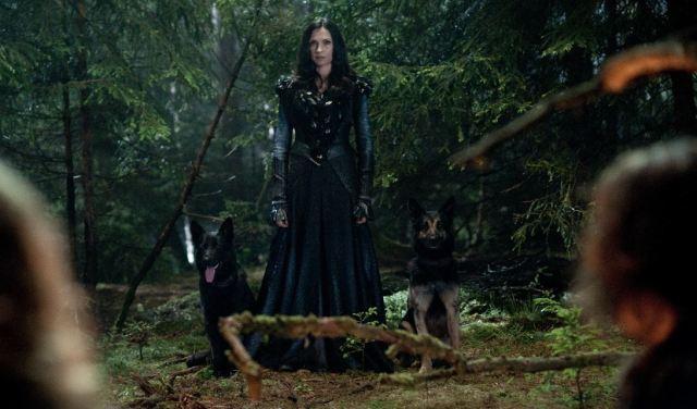 Famke Janssen in Witch Hunters