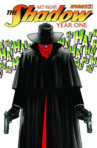 Shadow Year One regular cover