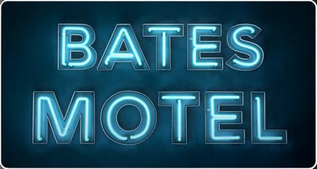 Bates Motel neon