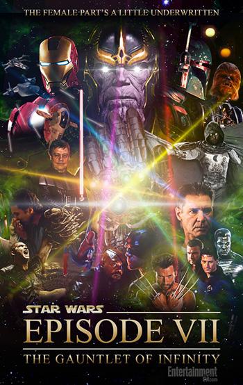 Episode VII poster