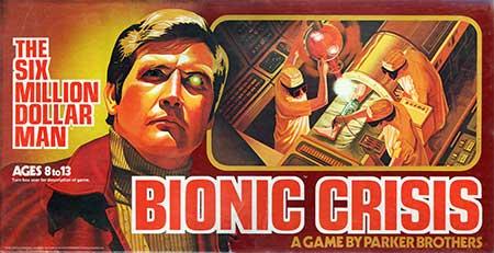 Bionic Crisis game