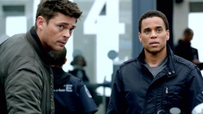 Almost Human partners