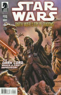 Darth Vader and Cry of Shadows