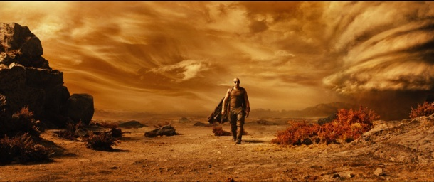 Riddick and storm