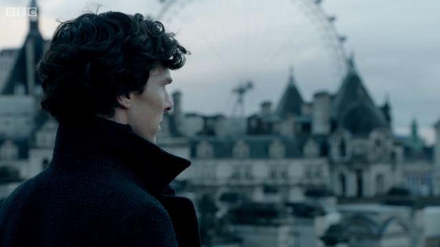 Sherlock scenery A