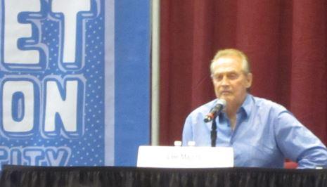 Lee Majors panel