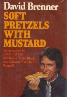 Soft Pretzels with Mustard