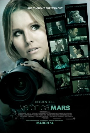 Veronica Mars movie poster official