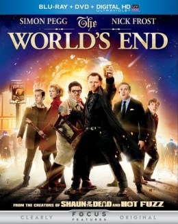 The Worlds End Blu-ray and DVD US
