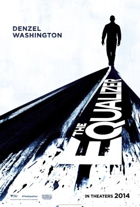 Equalizer teaser poster