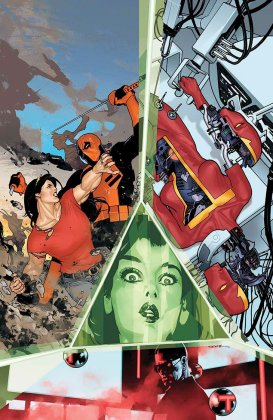 Ryan Sook Futures End 14 cover August 2014 release